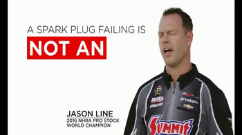 Denso Iridium Spark Plugs TV Spot, 'Win' Featuring Jason Line - Thumbnail 4