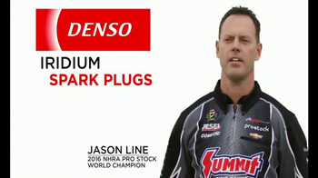 Denso Iridium Spark Plugs TV Spot, 'Win' Featuring Jason Line - Thumbnail 7
