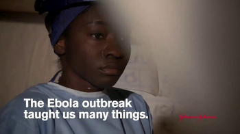 Johnson & Johnson TV Spot, 'The Story of Our Ebola Vaccine' - Thumbnail 3