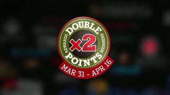 Bass Pro Shops TV Spot, 'Double Rewards Points' - Thumbnail 4