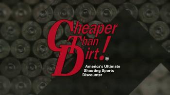 Cheaper Than Dirt! TV Spot, 'The Ultimate Shooting Experience' - Thumbnail 1