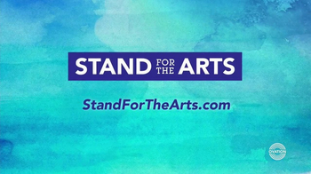 Stand for the Arts TV Spot, 'Hope in Art' - Thumbnail 7