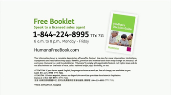 Humana Medicare Advantage PlanTV Spot, 'Call to See If You Qualify' - Thumbnail 9