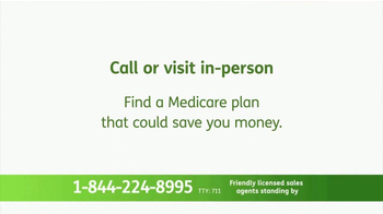 Humana Medicare Advantage PlanTV Spot, 'Call to See If You Qualify' - Thumbnail 5