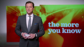 The More You Know TV Spot, 'Community: Devices' Featuring Willie Geist - 30 commercial airings