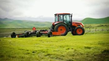 Kioti Tractors TV Spot, 'Old MacDonald' - Thumbnail 4