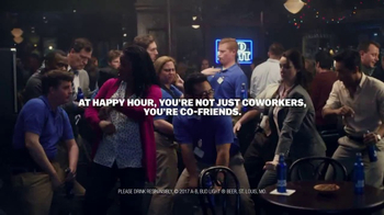 Bud Light TV Spot, 'Happy Hour With Coworkers' Song by Ice-T - Thumbnail 9