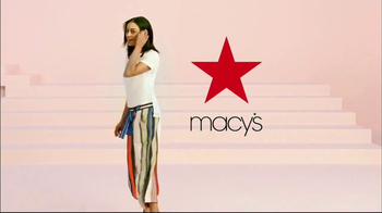 Macy's Wardrobe Sale TV Spot, 'Spring Update' - Thumbnail 10