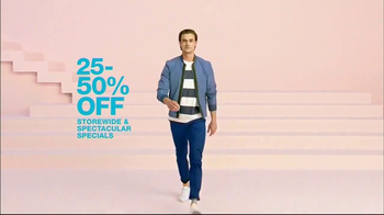 Macy's Wardrobe Sale TV Spot, 'Spring Update' - Thumbnail 5