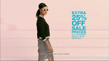 Macy's Wardrobe Sale TV Spot, 'Spring Update' - Thumbnail 9