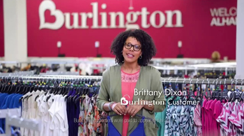 Burlington TV Spot, 'Your Savings Destination for Spring & Summer' - Thumbnail 1