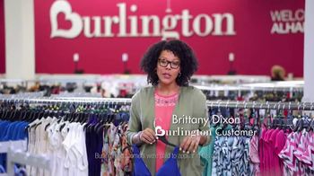 Burlington TV Spot, 'Your Savings Destination for Spring & Summer' - Thumbnail 2