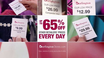 Burlington TV Spot, 'Your Savings Destination for Spring & Summer' - Thumbnail 8