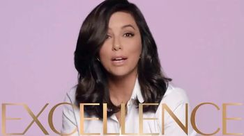 L'Oreal Paris Excellence Creme TV Spot, 'Protects' Featuring Eva Longoria