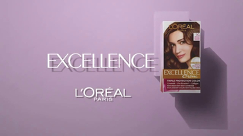L'Oreal Paris Excellence Creme TV Spot, 'Protects' Featuring Eva Longoria - Thumbnail 2