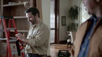 The Hartford TV Spot, 'The Unexpected: Nail Gun Mishap' - Thumbnail 3