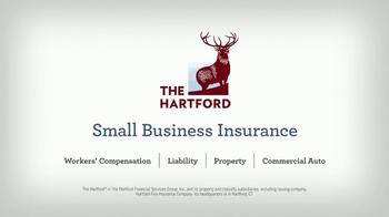 The Hartford TV Spot, 'The Unexpected: Nail Gun Mishap' - Thumbnail 8