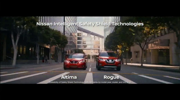 Nissan TV Spot, '2017 Rogue and Altima: Intelligent Safety' [T1] - Thumbnail 10