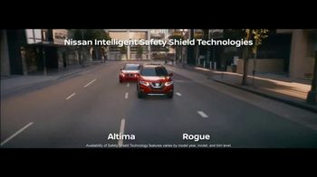 Nissan TV Spot, '2017 Rogue and Altima: Intelligent Safety' [T1] - Thumbnail 9