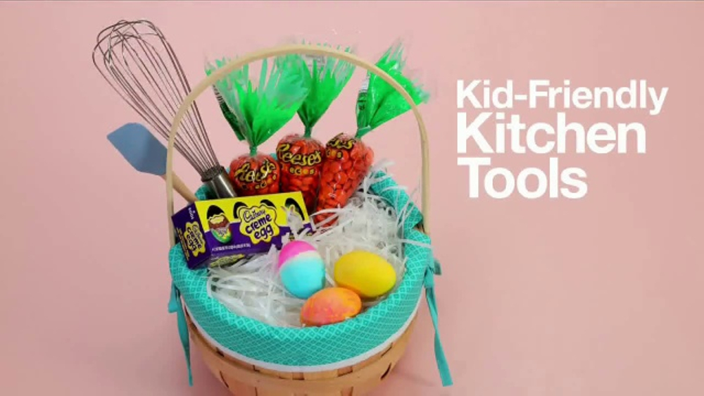 Target tv commercial food network easter baskets ispot negle Gallery
