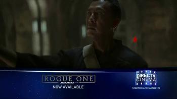 DIRECTV Cinema TV Spot, 'Rogue One: A Star Wars Story' - Thumbnail 3