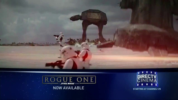 DIRECTV Cinema TV Spot, 'Rogue One: A Star Wars Story' - Thumbnail 4