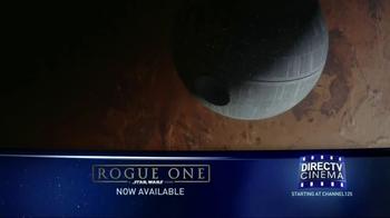 DIRECTV Cinema TV Spot, 'Rogue One: A Star Wars Story' - Thumbnail 5