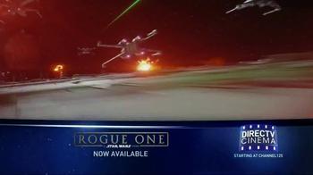 DIRECTV Cinema TV Spot, 'Rogue One: A Star Wars Story' - Thumbnail 6