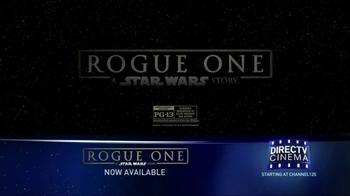 DIRECTV Cinema TV Spot, 'Rogue One: A Star Wars Story' - Thumbnail 8