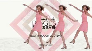 Stein Mart Biggest Dress Event TV Spot, 'Fun, Flirty and Sophisticated' - Thumbnail 9