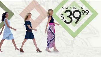 Stein Mart Biggest Dress Event TV Spot, 'Fun, Flirty and Sophisticated' - Thumbnail 5