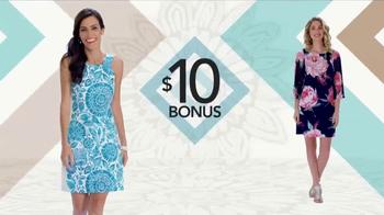 Stein Mart Biggest Dress Event TV Spot, 'Fun, Flirty and Sophisticated' - Thumbnail 6