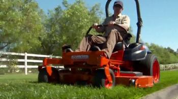 Kubota Orange Opportunity Sales Event TV Spot, 'Kommander Pro Mower' - Thumbnail 2