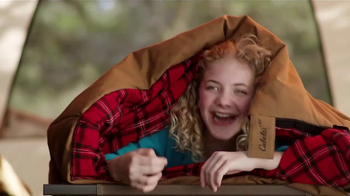 Cabela's TV Spot, 'Every Day Value Products: Mountain Trapper Sleeping Bag' - Thumbnail 4