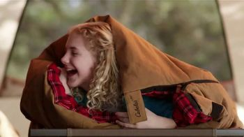 Cabela's TV Spot, 'Every Day Value Products: Mountain Trapper Sleeping Bag'