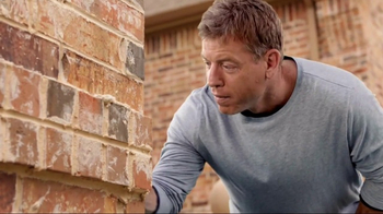 Acme Brick TV Spot, 'Autograph' Featuring Troy Aikman - 10 commercial airings
