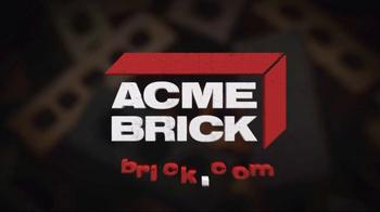Acme Brick TV Spot, 'Autograph' Featuring Troy Aikman - Thumbnail 7