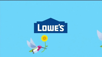 Lowe's Spring Black Friday TV Spot, 'RoundUp and Tractors' - Thumbnail 2
