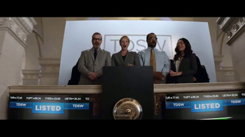 AT&T Business TV Spot, 'The Power of &: Opening Bell' - Thumbnail 2