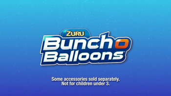 Bunch O Balloons TV Spot, 'Disney Channel: Sunshine and Silliness' - Thumbnail 7