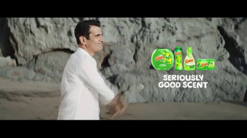 Gain Detergent TV Spot, 'Getting Sentimental With Scent' Feat. Ty Burrell - Thumbnail 7