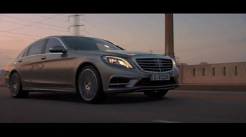2017 Mercedes-Benz S-Class TV Spot, 'Car, Redefined' [T1] - Thumbnail 2