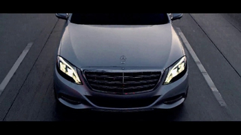 2017 Mercedes-Benz S-Class TV Spot, 'Car, Redefined' [T1] - Thumbnail 4