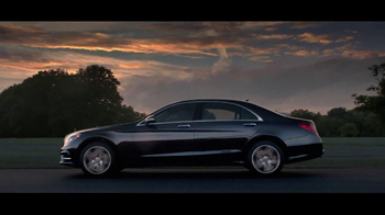 2017 Mercedes-Benz S-Class TV Spot, 'Car, Redefined' [T1] - 96 commercial airings