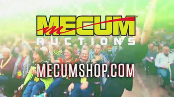 The Mecum Shop TV Spot, '2017 Official Merchandise' - Thumbnail 8