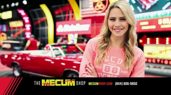 The Mecum Shop TV Spot, '2017 Official Merchandise' - Thumbnail 2