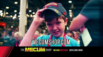 The Mecum Shop TV Spot, '2017 Official Merchandise' - Thumbnail 3