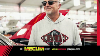 The Mecum Shop TV Spot, '2017 Official Merchandise' - Thumbnail 5