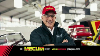 The Mecum Shop TV Spot, '2017 Official Merchandise' - Thumbnail 6
