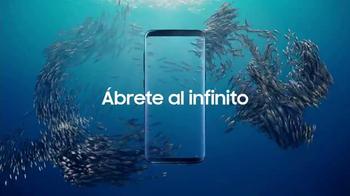 Samsung Galaxy S8 TV Spot, 'Ábrete al infinito: mariposas' [Spanish] - Thumbnail 4